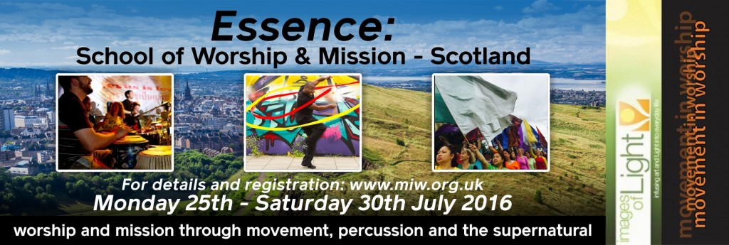 New Scotland Essence Graphic